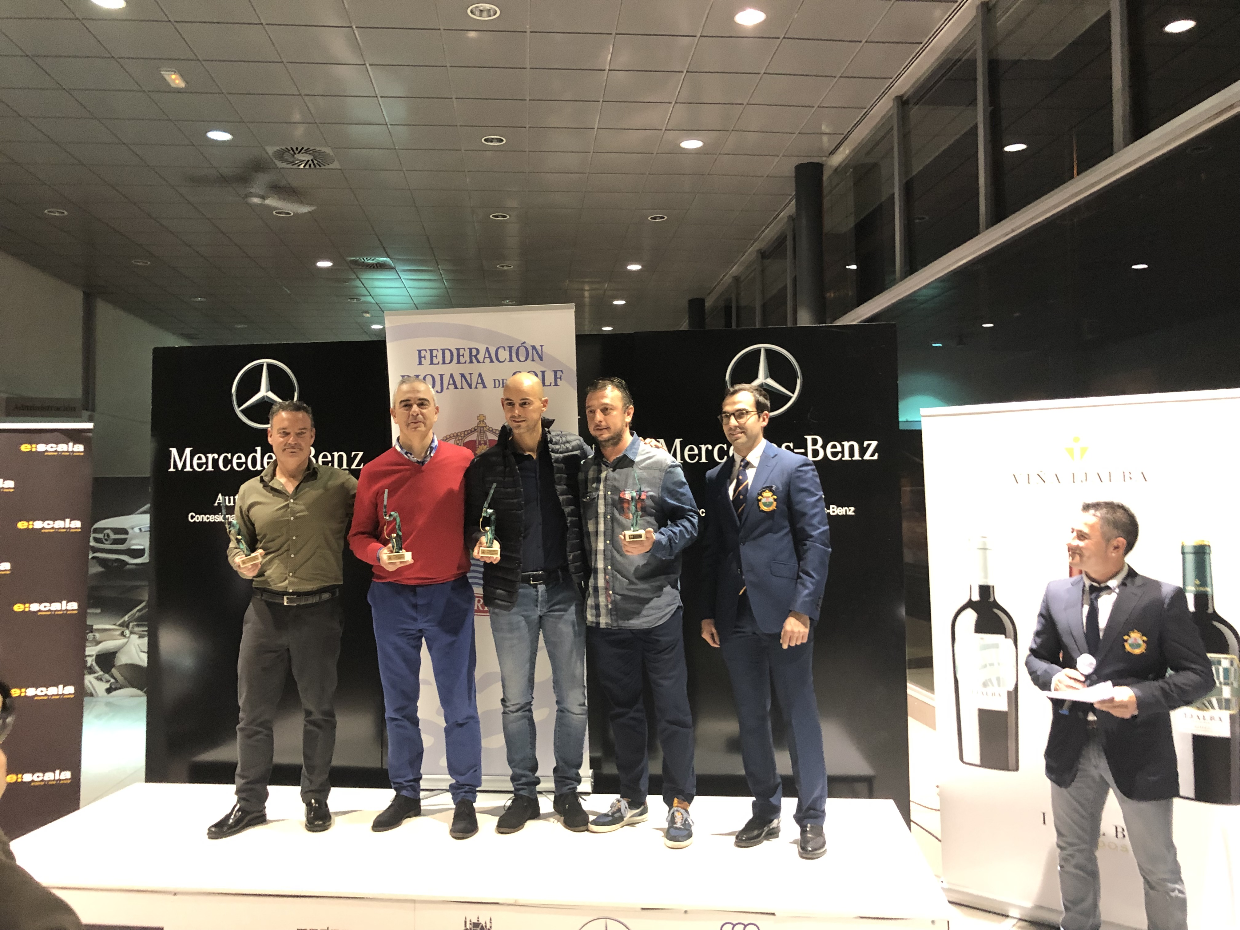Torneo Federación Riojana de Golf 2018