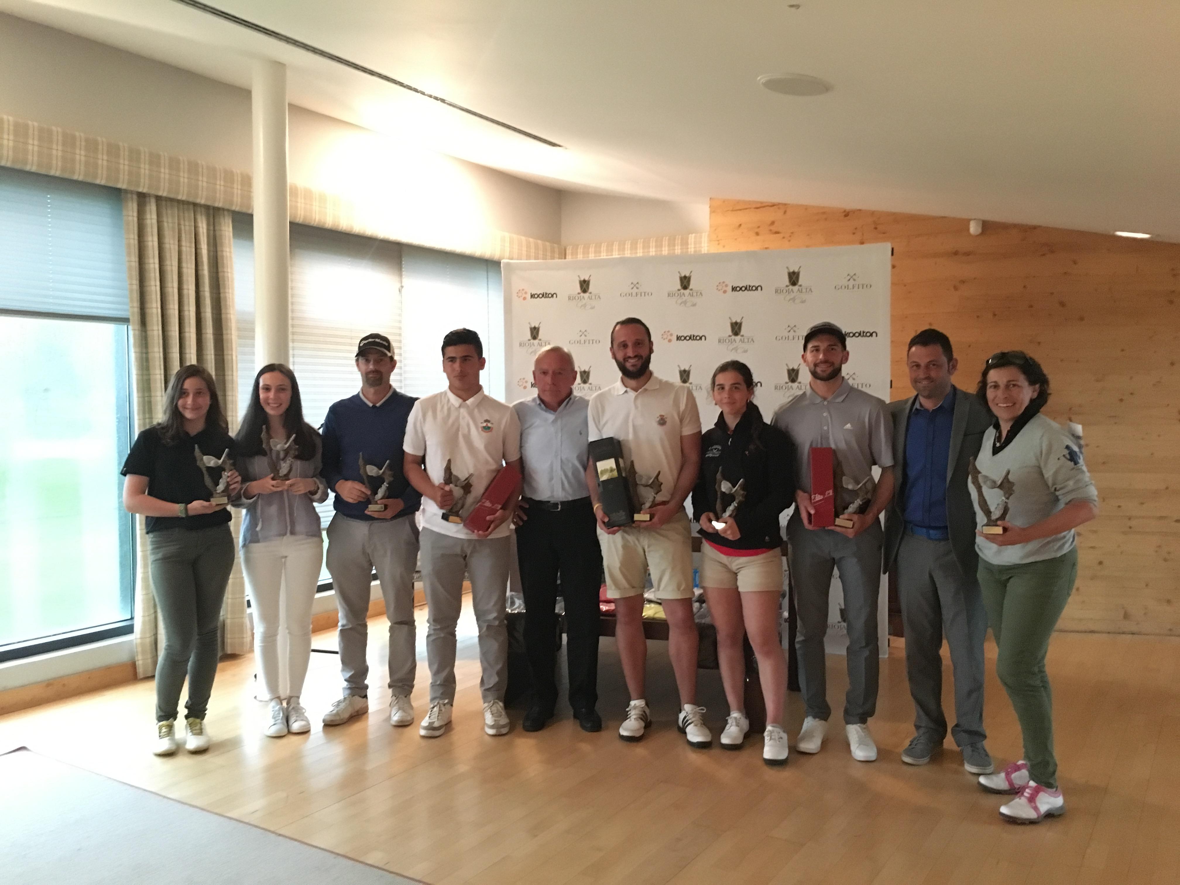 Campeonato Rioja Alta Golf Club Absoluto 2018