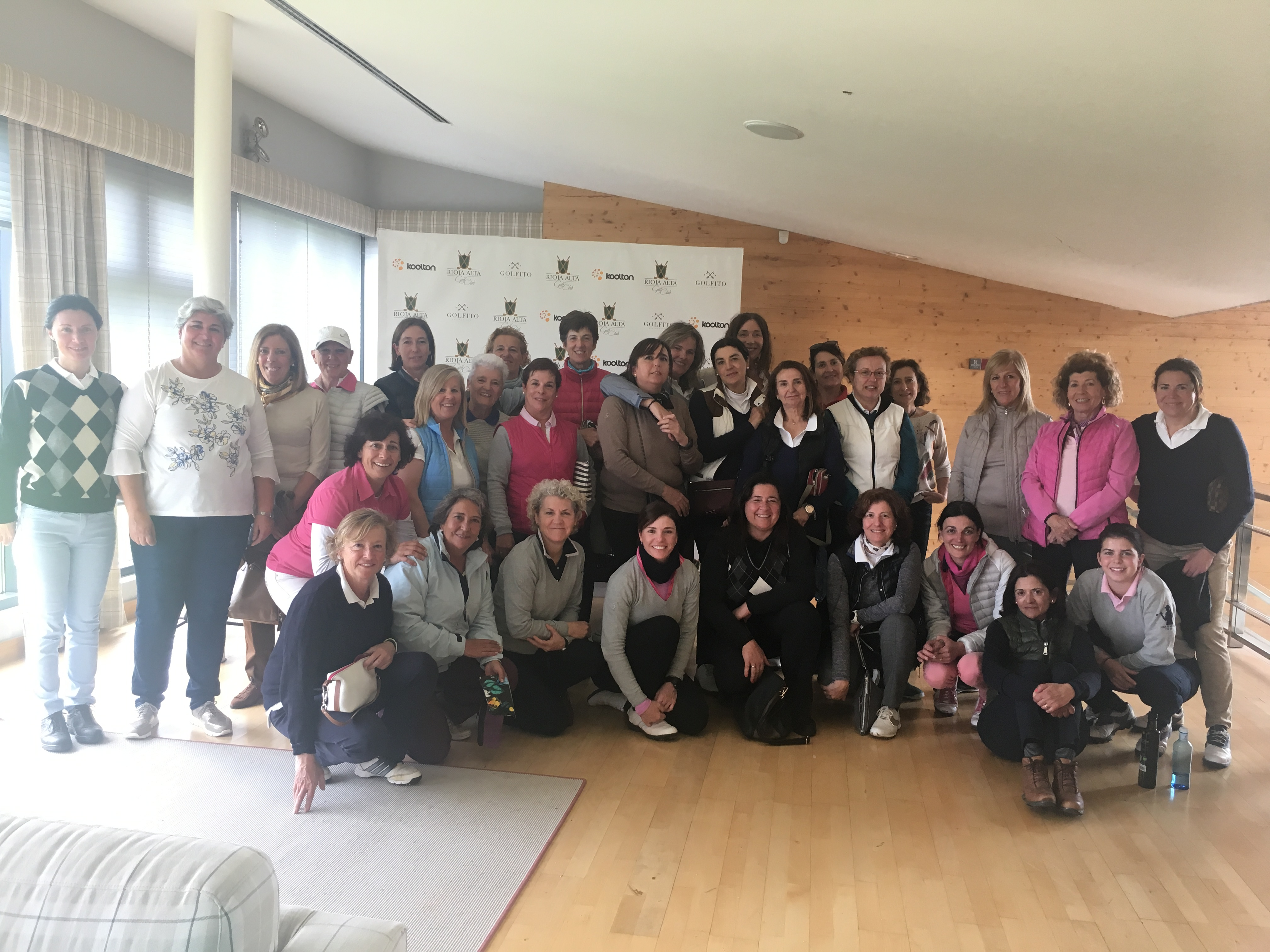 1ª Prueba Liga Femenina FRG 2018