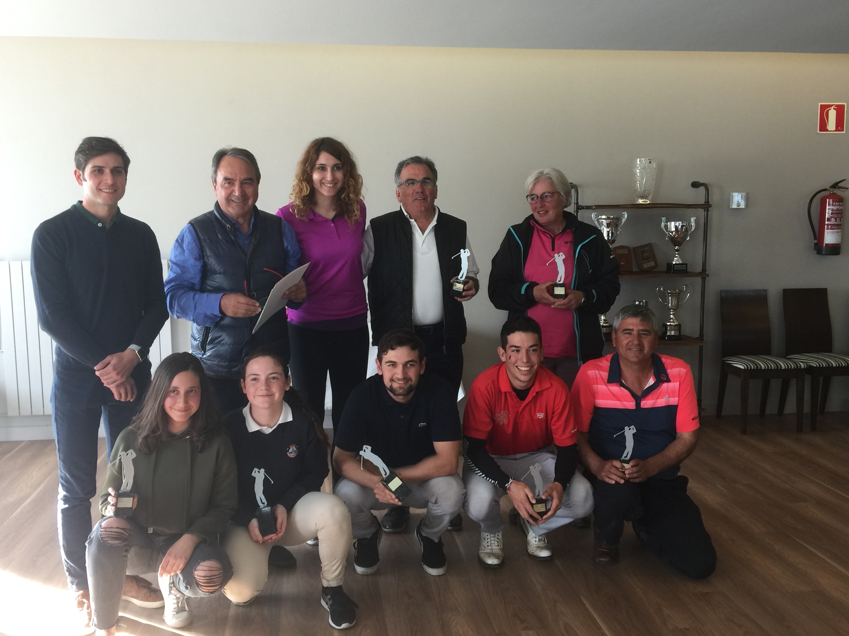 Campeonato Club de Campo Sojuela Absoluto 2018