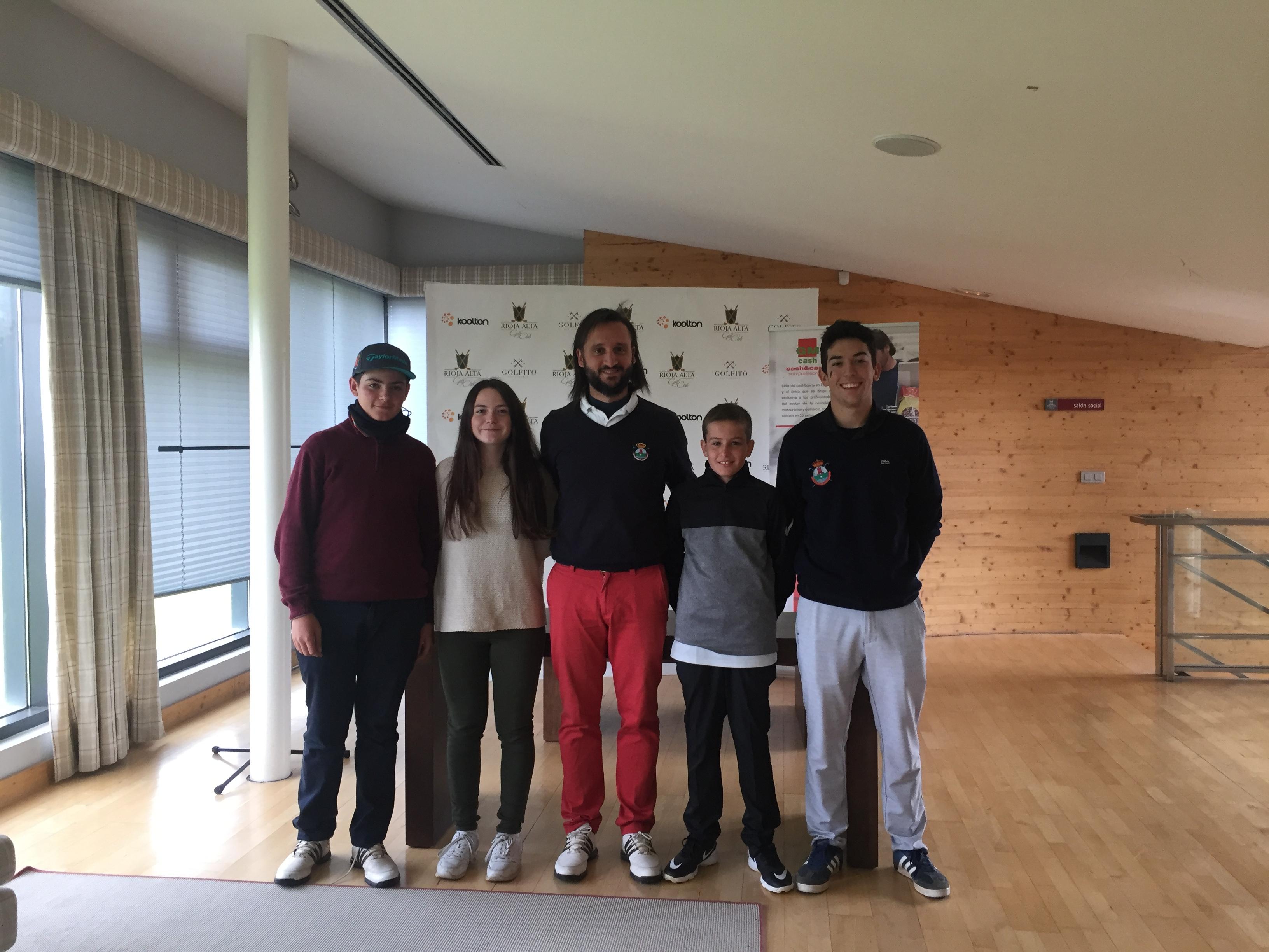 Campeonato Rioja Alta Golf Club Sub-21 2018