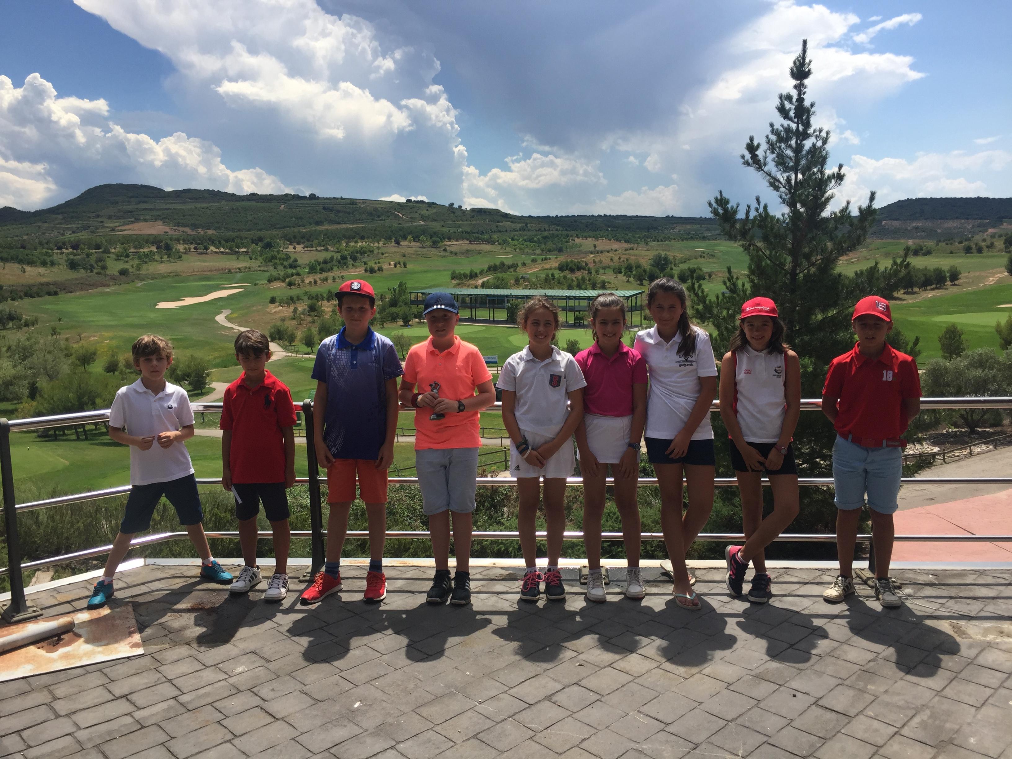 Campeonato El Campo de Logroño Sub-21 2018