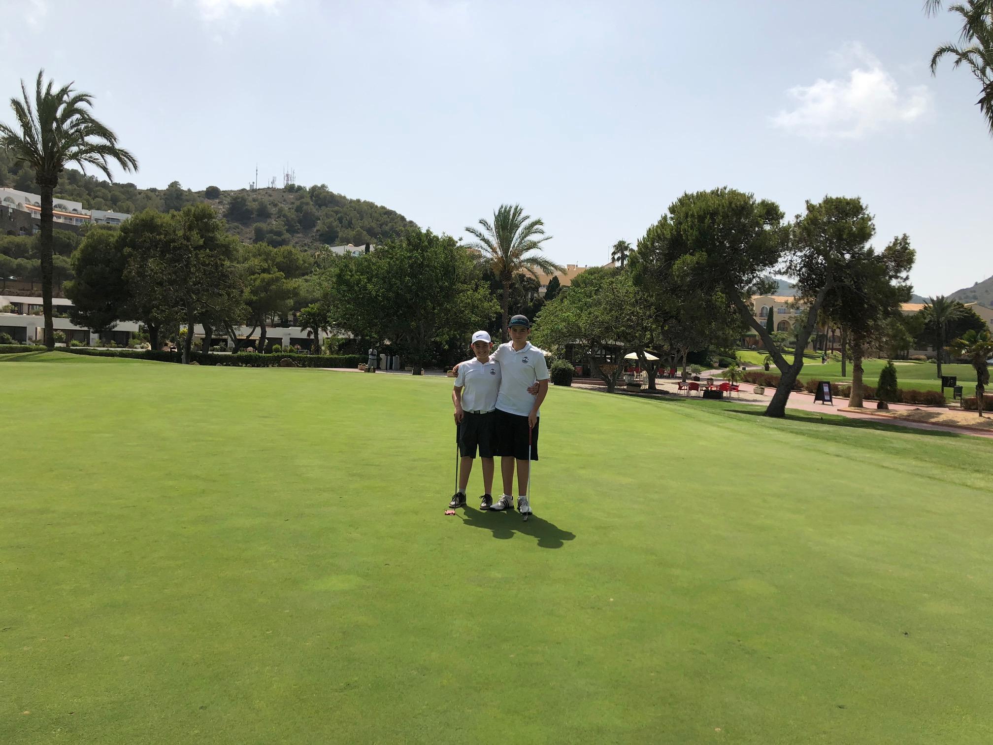 Campeonato de España Individual Infantil Masculino 2018