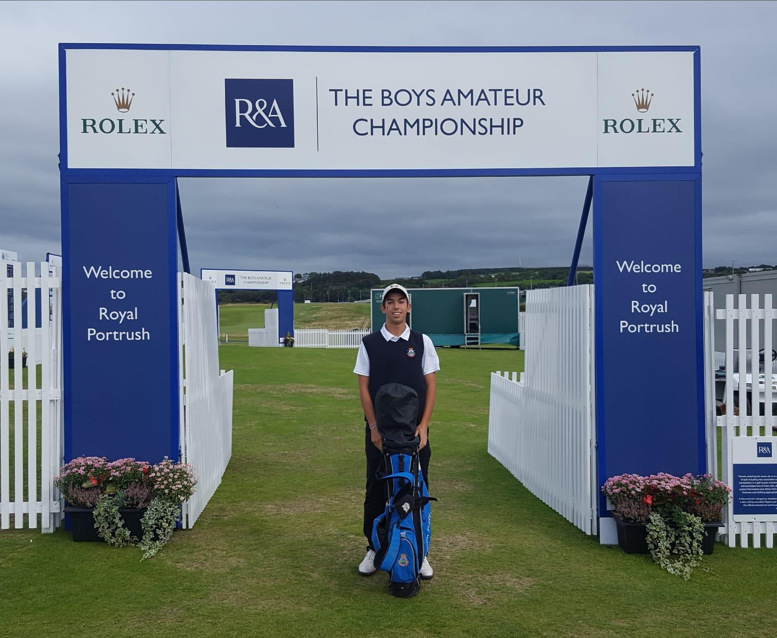 The Boys Amateur Championship 2018