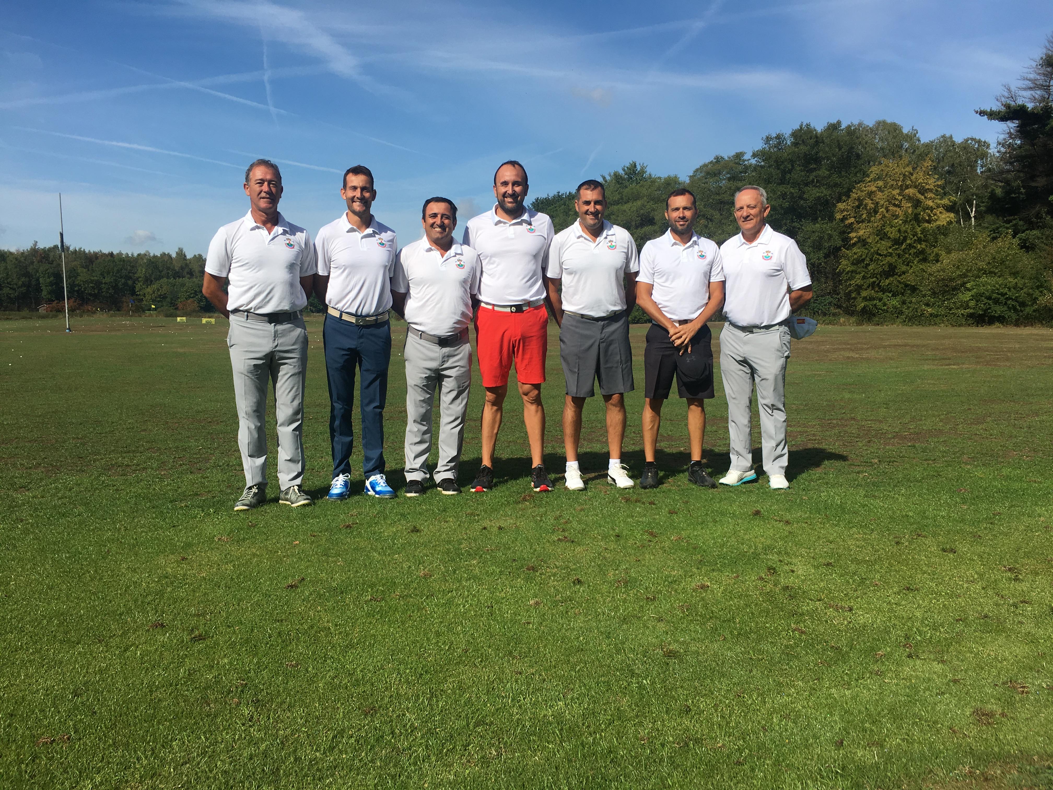 Campeonato Mundial Militar de Golf 2018