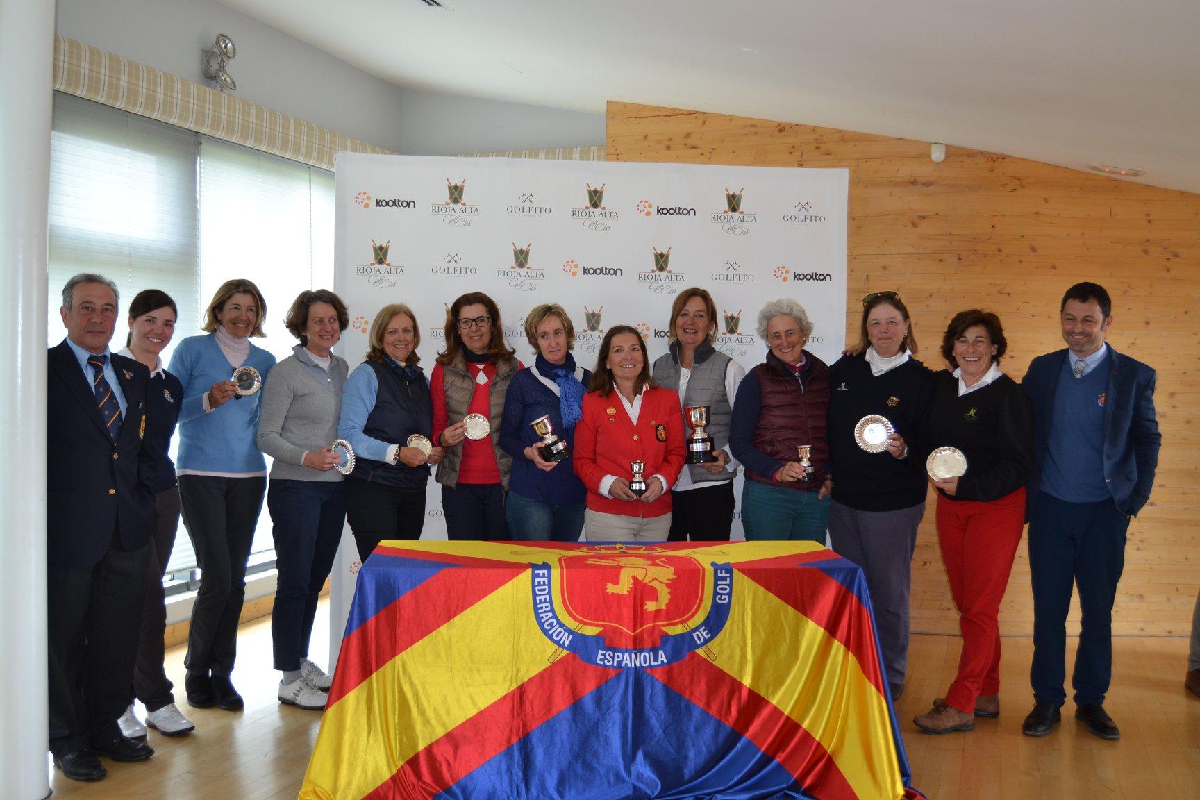 Gran Premio Nacional Senior Femenino 2019