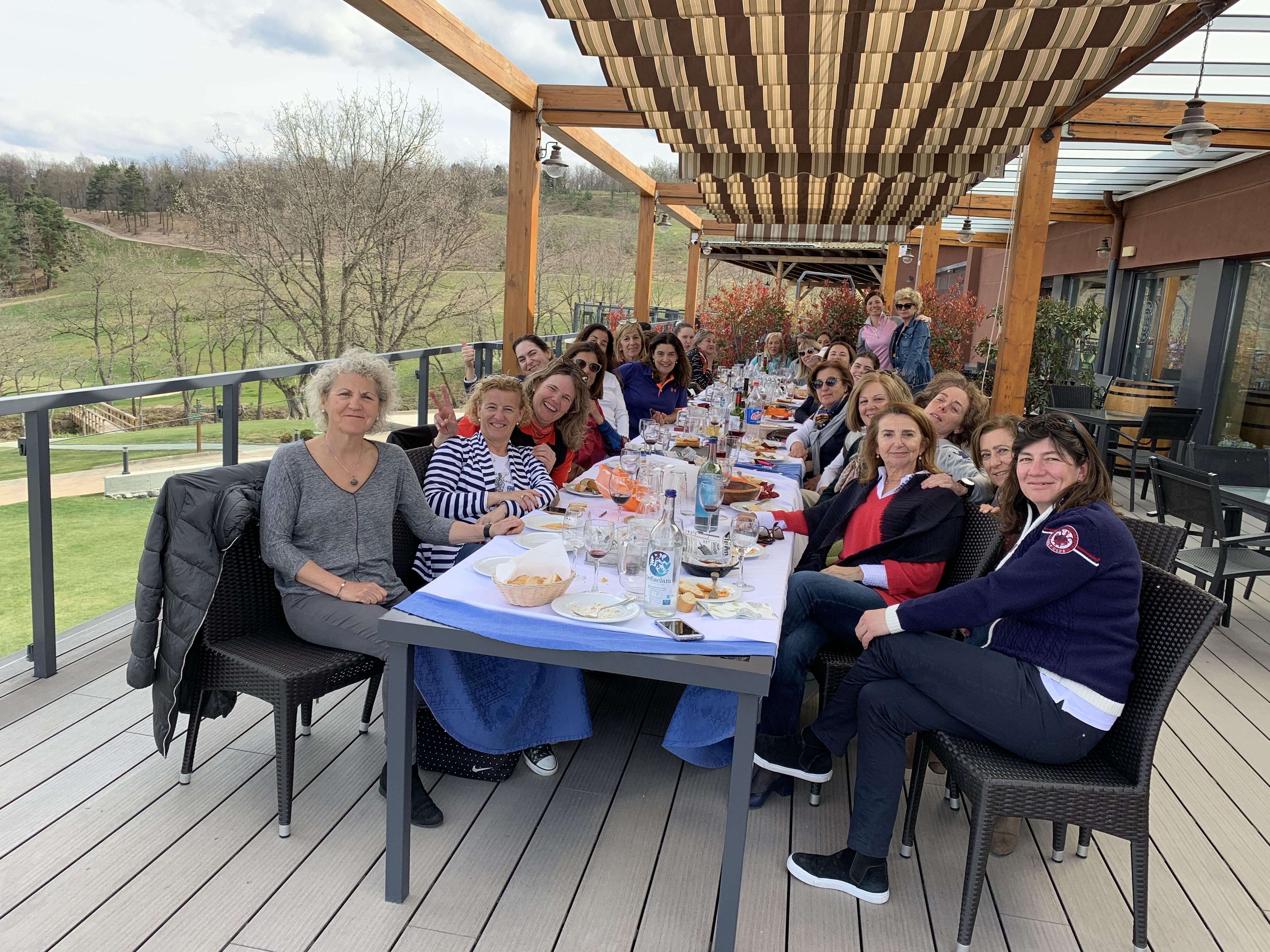 1ª Prueba Liga Femenina 2019