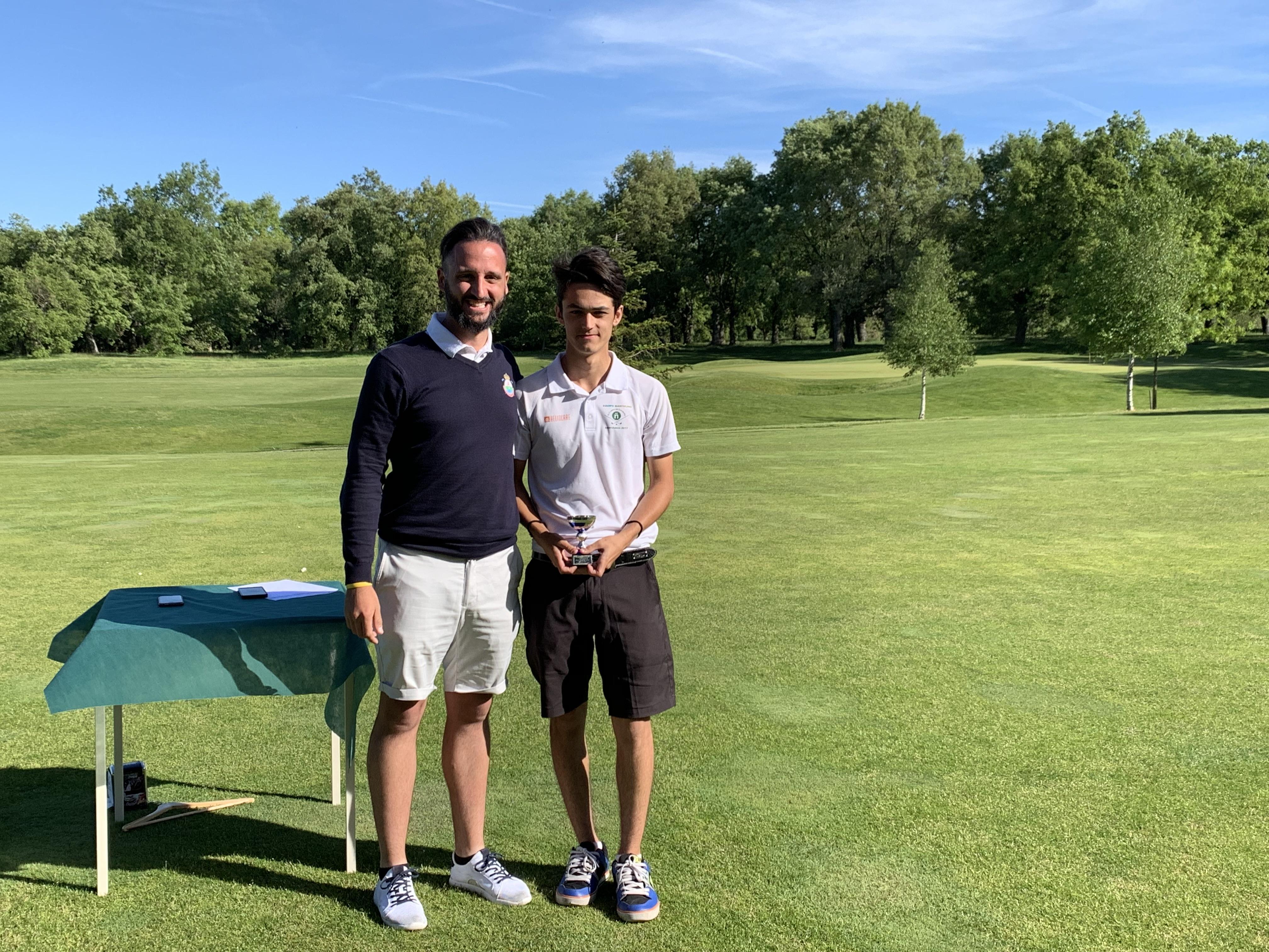 Campeonato de Rioja Alta Golf Club Sub-21 2019