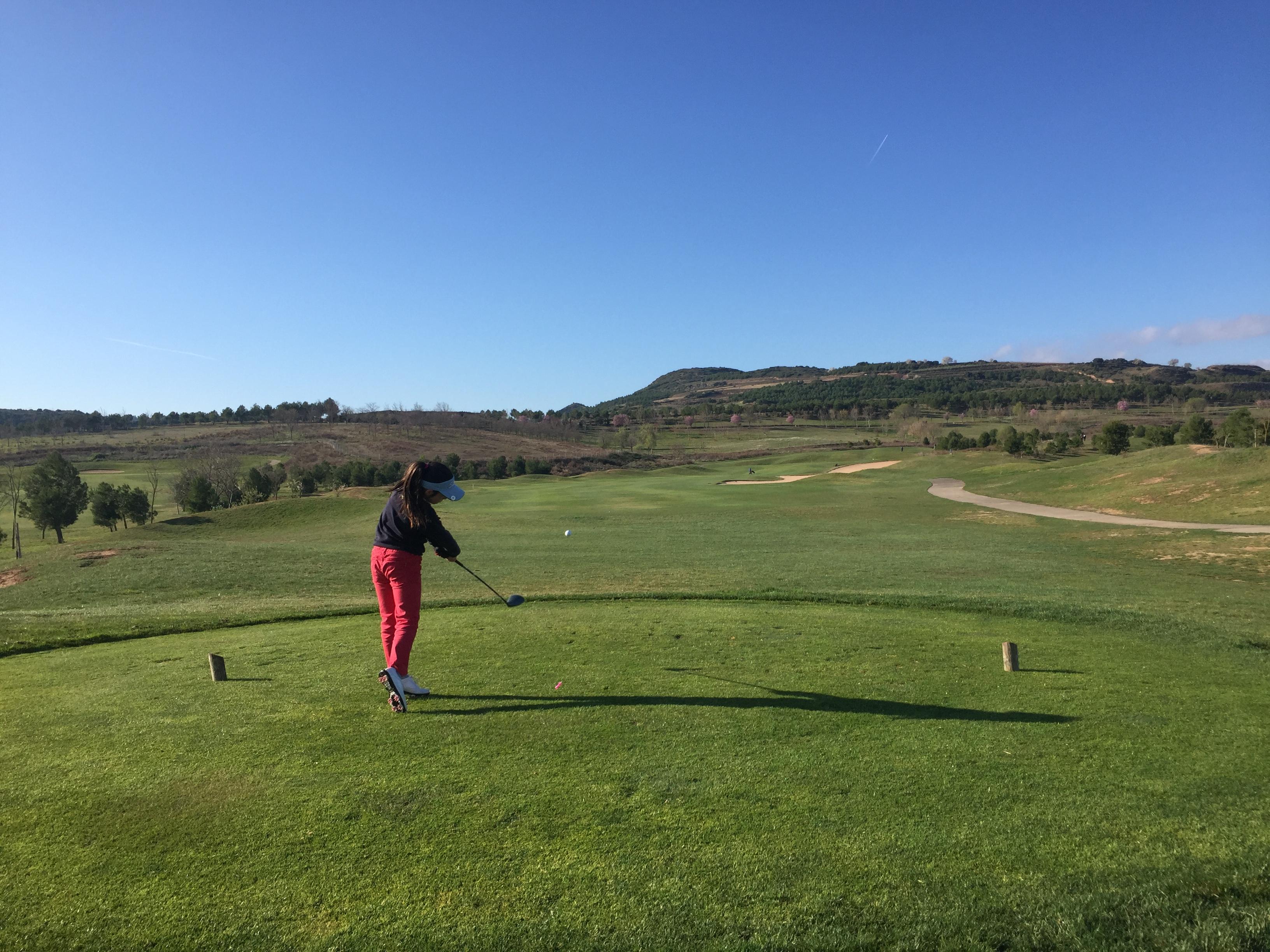 Campeonato de La Rioja Pitch & Putt Benjamín 2019
