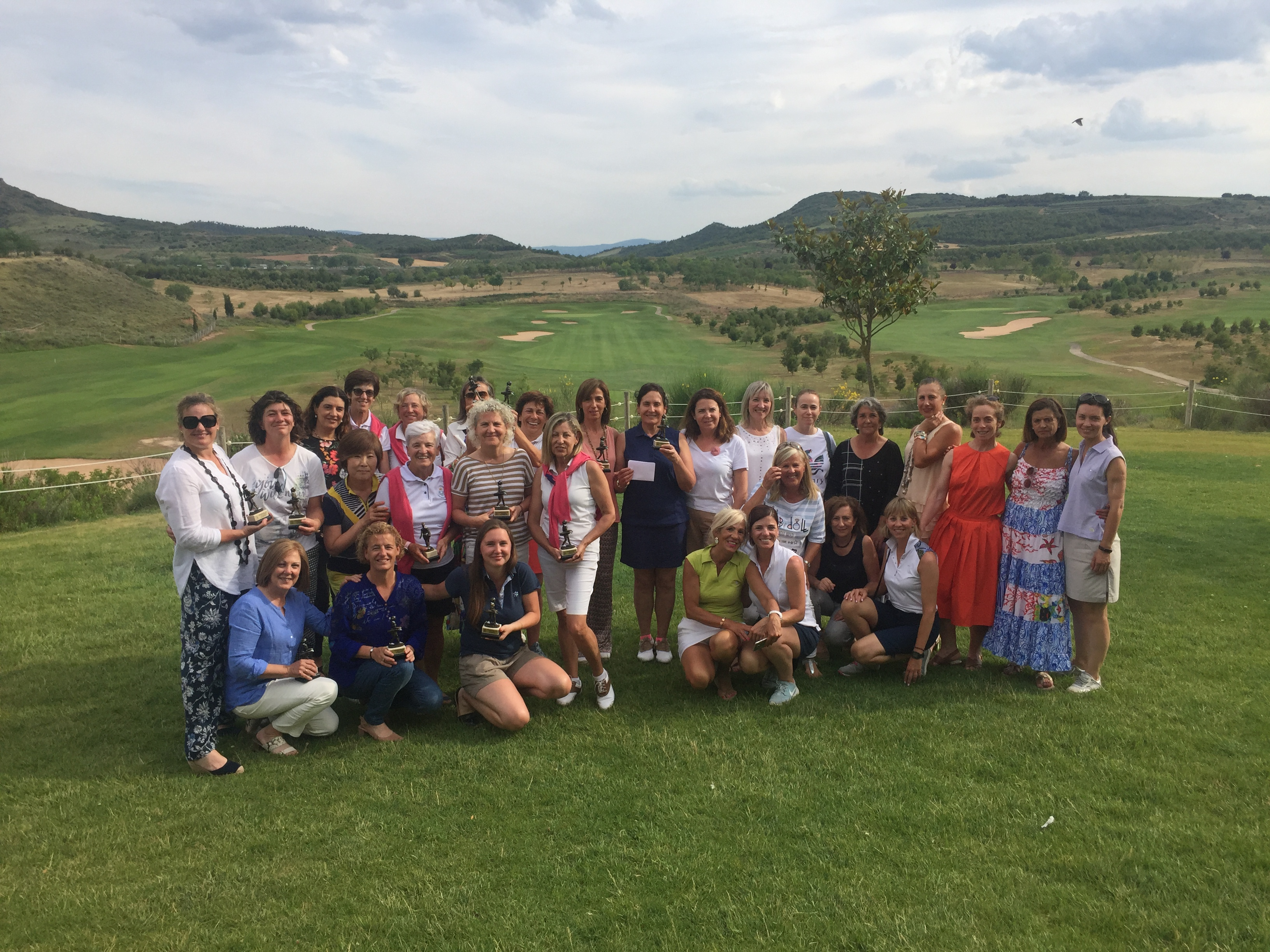 3ª Prueba Liga Femenina FRG 2019