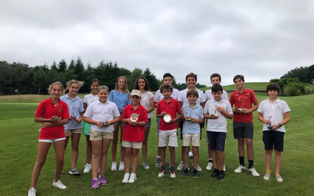 Campeonato del País Vasco Infantil 2019