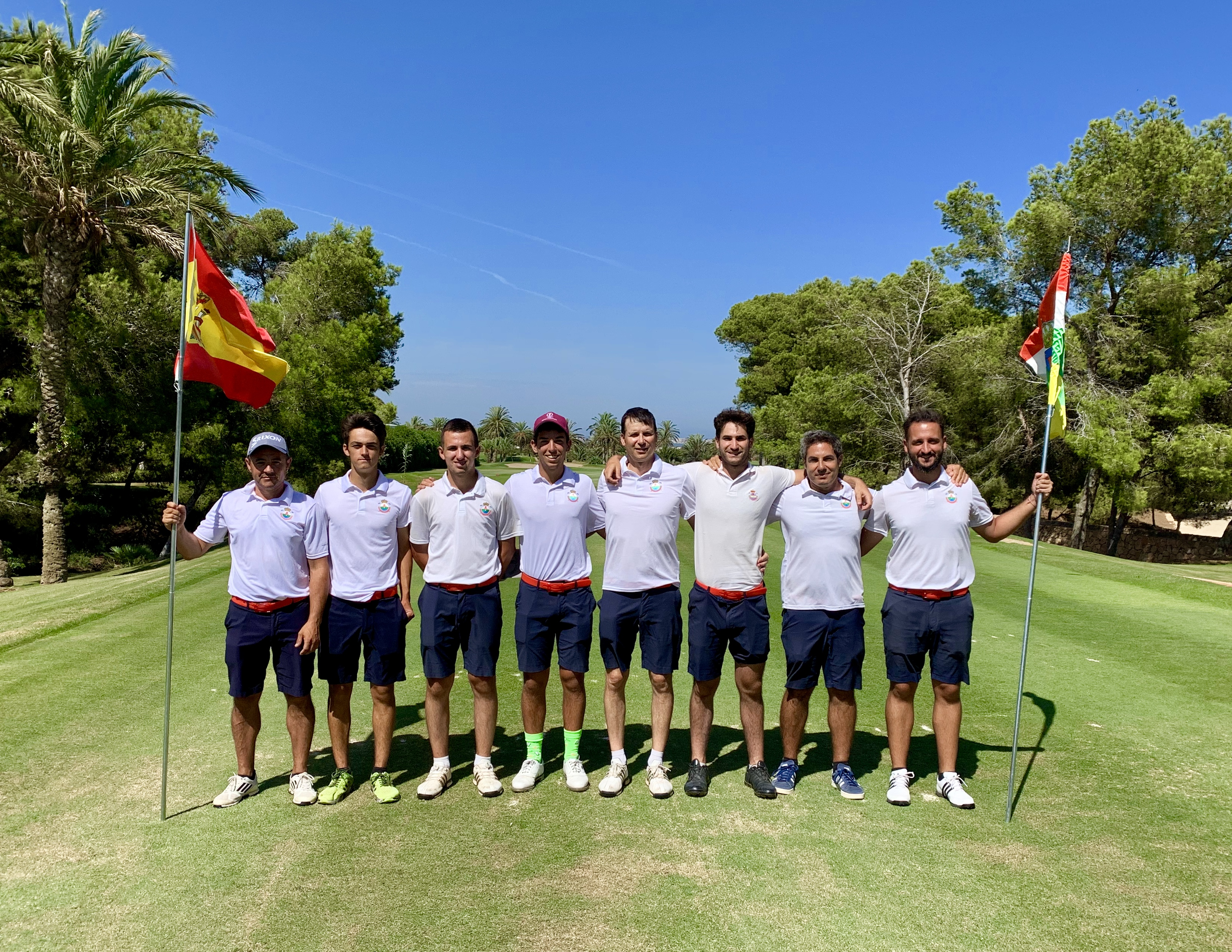 Campeonato de España Interautonómico Absoluto Masculino 2019