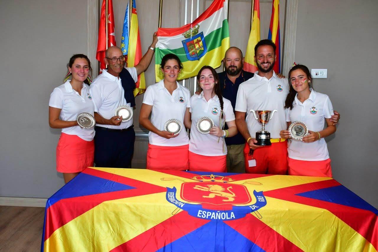 Campeonato de España Interautonómico Sub-18 Femenino 2019