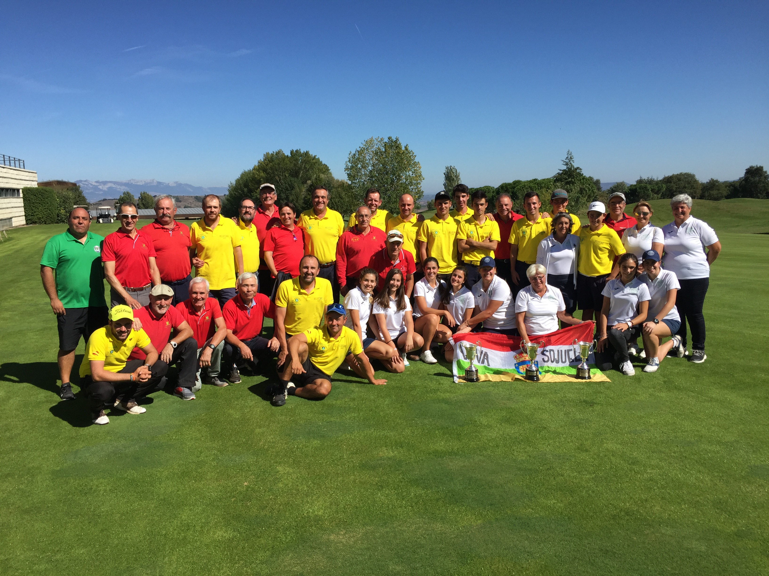 Campeonato de La Rioja Interclubes 2019