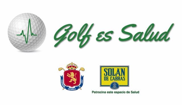 Programa Golf y Salud