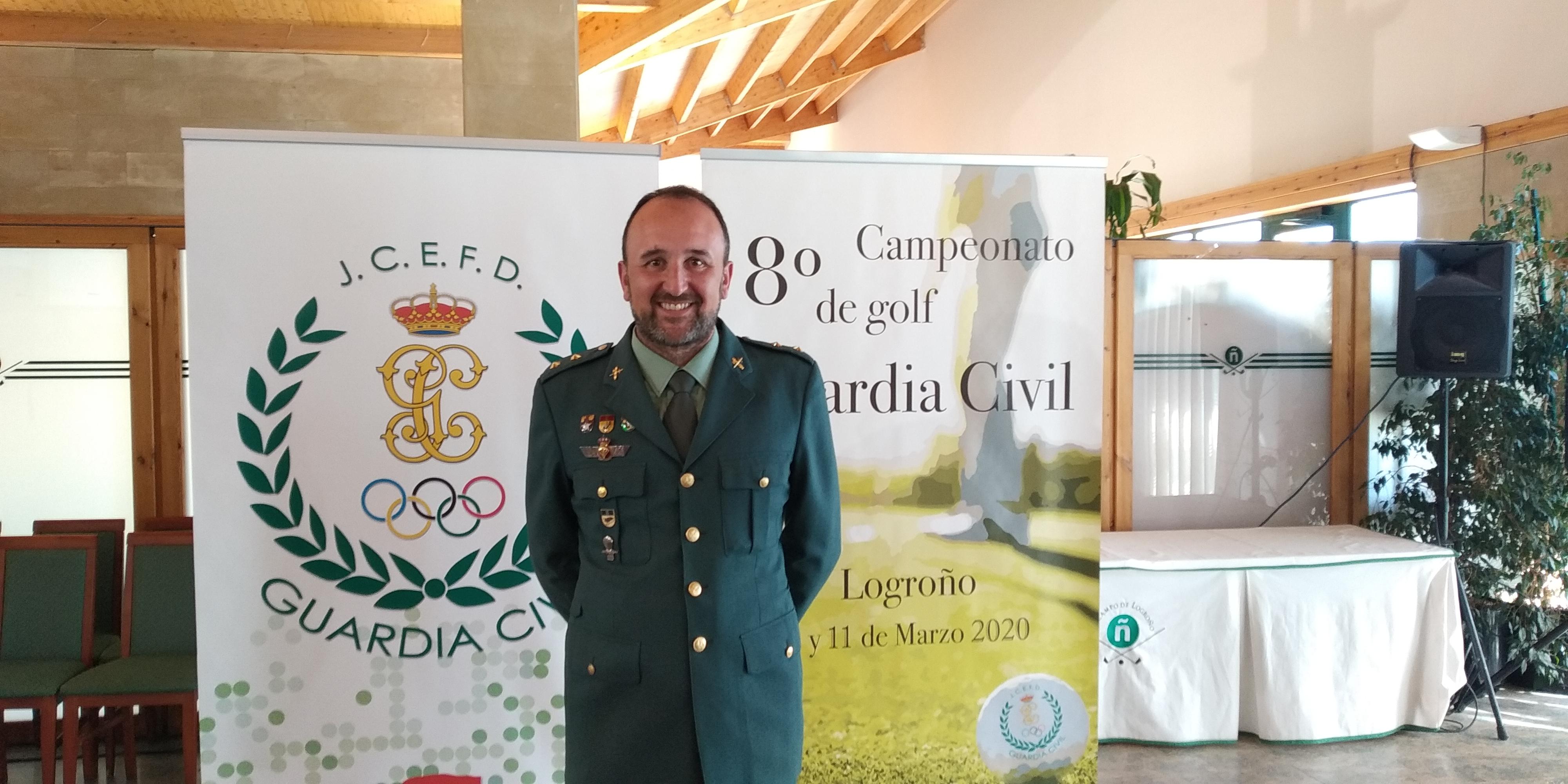 Campeonato España Guardia Civil 2020