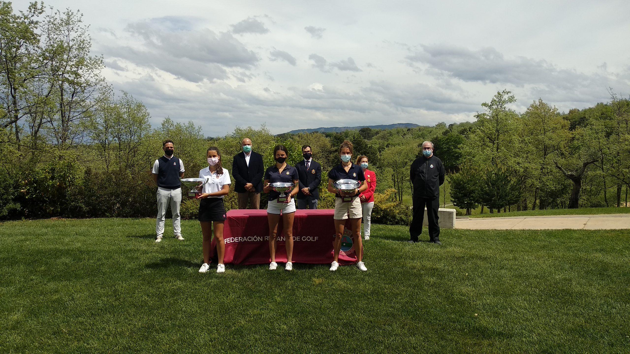 Copa Federación Riojana de Golf Femenina 2021