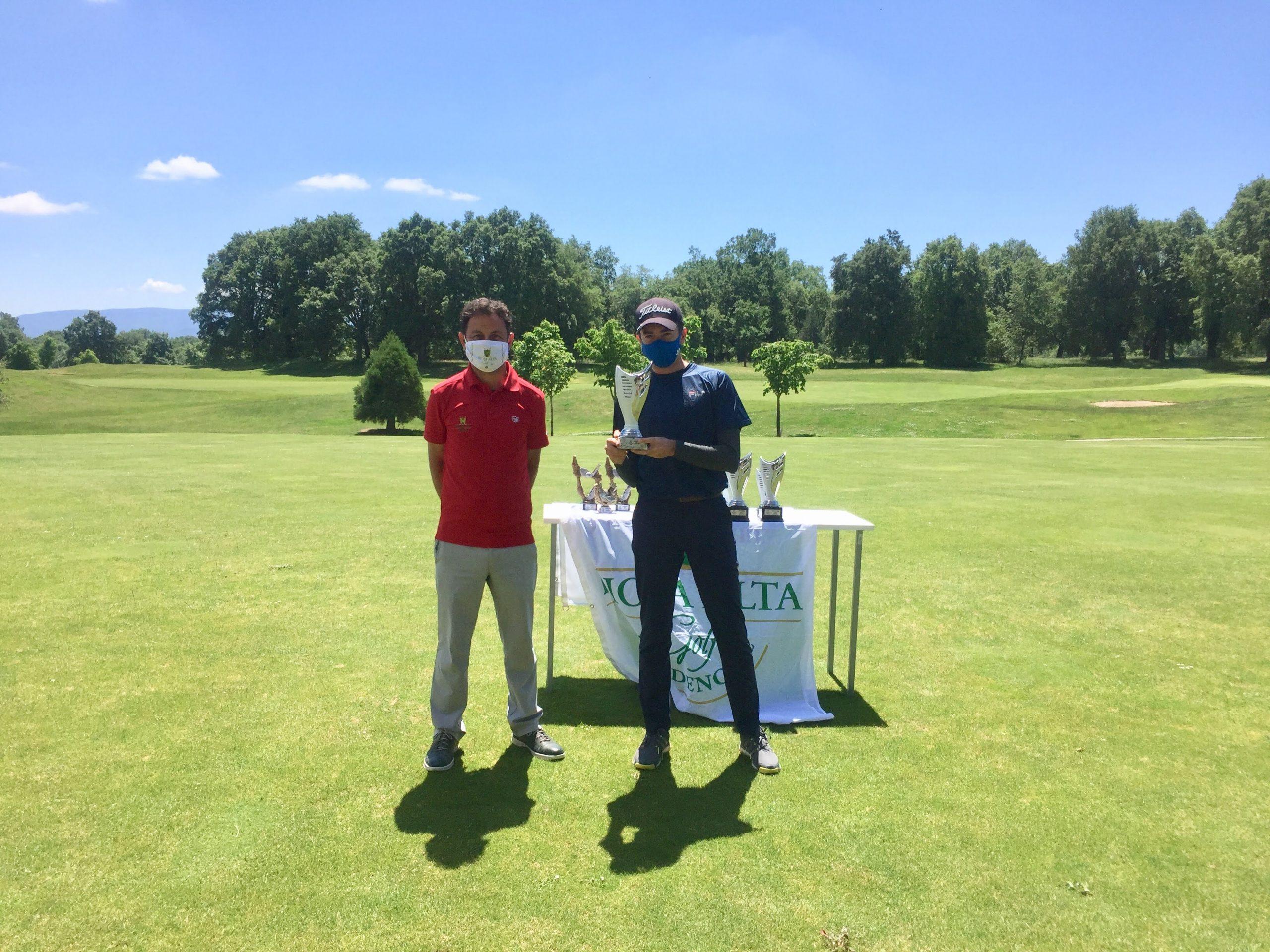 Cto. Rioja Alta Golf Club 5ª Categoría 2021
