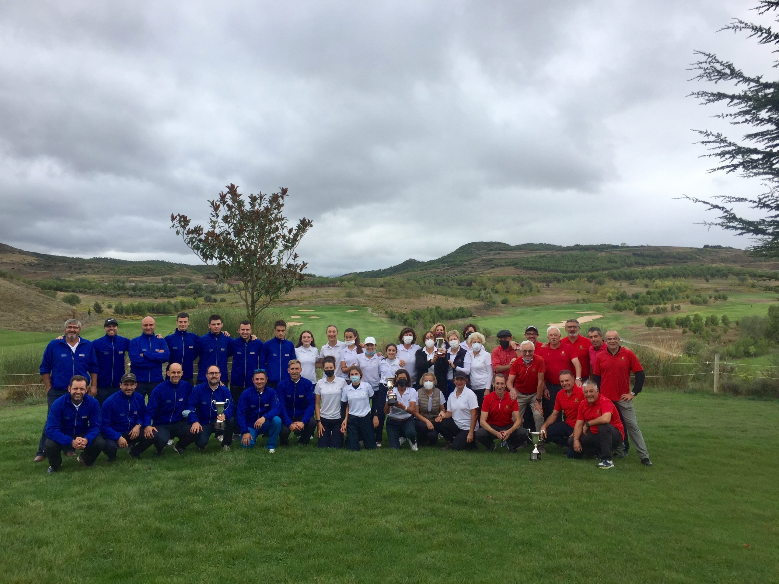 Cto. La Rioja Interclubes 2021